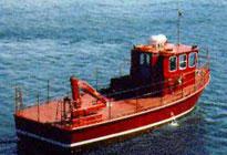 Cargo Master 10m workboat