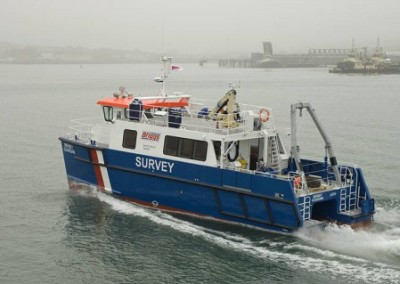 Mersey Guardian for Briggs Marine
