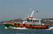 Picton - Milford Haven Pilot Boat