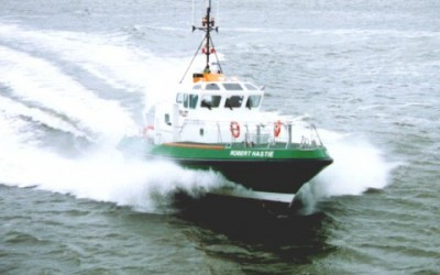 Robert Hastie Milford Havenpilotboat
