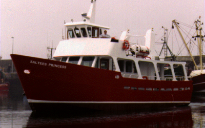 Saltees Princess Passenger Vessel