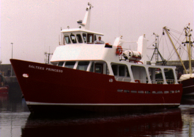 Saltees Princess Passenger Vessel