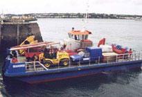 Seahorse - Mustang Multi Purpose Vessel