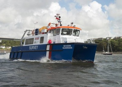 Severn Guardian for Briggs Marine