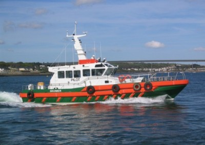 Skomer - Milford Haven Pilot Boat