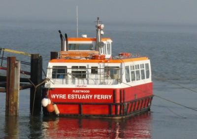 Wyre Ferry Passenger Ferry