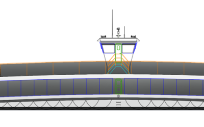 Mainstay's success continues with order of 37m Floating Bridge for the Isle of Wight Council