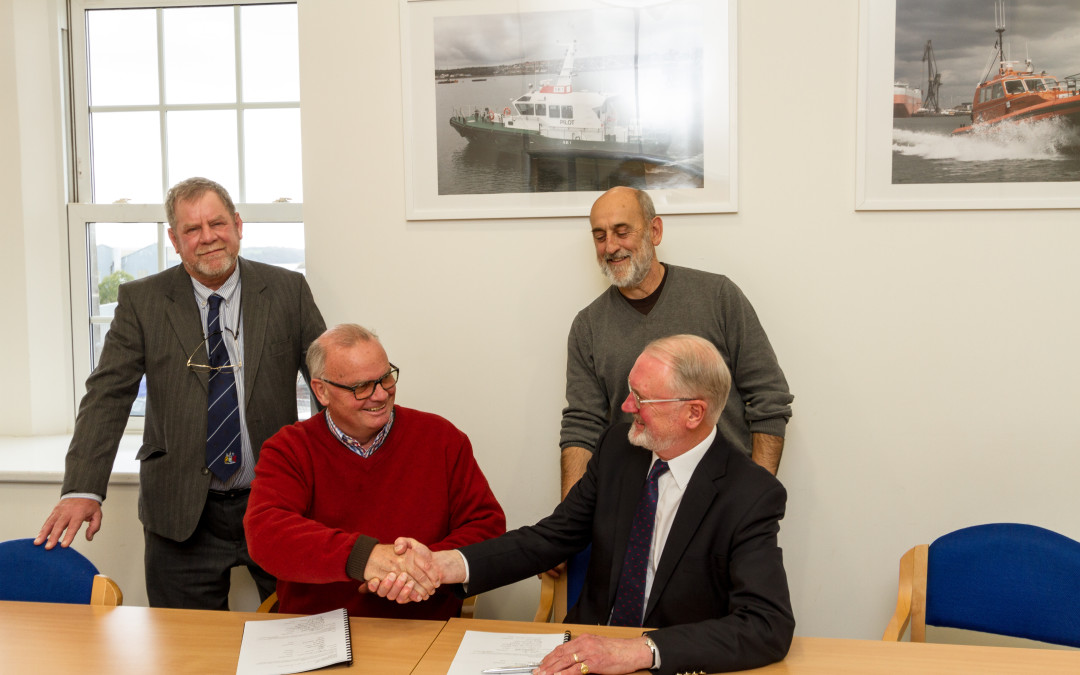Mainstay sees off international competition to land new vessel contract!