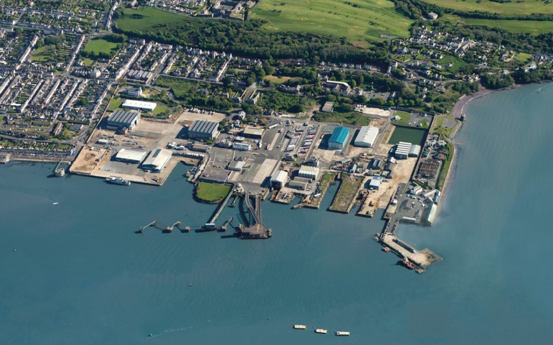 ISO hat trick for Welsh Marine Engineers