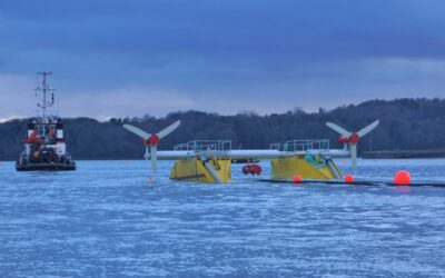 Mainstay shores up position as leading fabrication specialists by securing fifth marine energy project