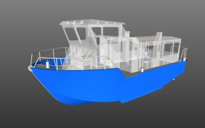 Mainstay to Build Lifeline Replacement Ferry for Scottish Island Community